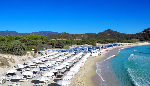Club Resort in Costa Rei: save up to 40%