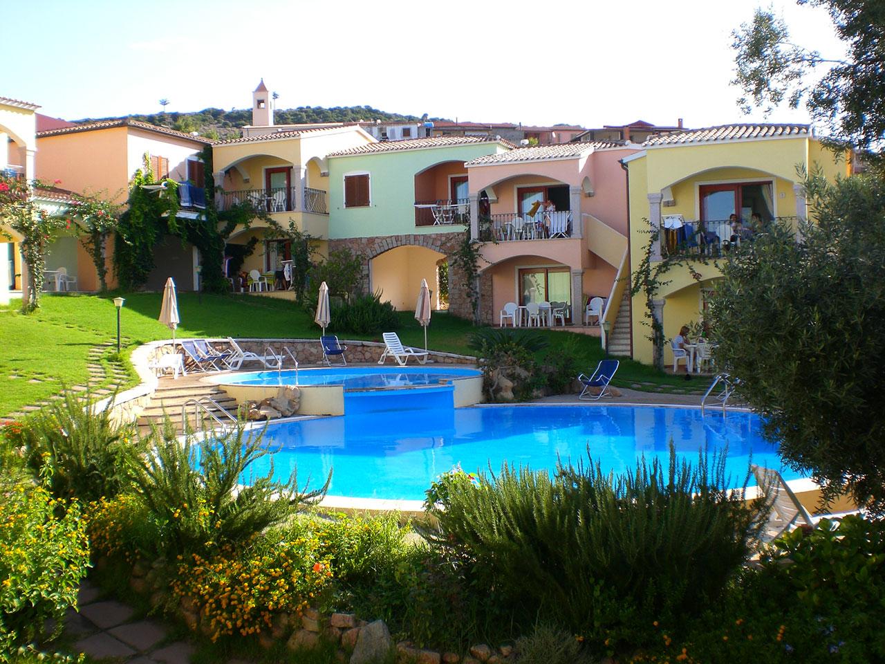 Residence badus badesi sardaigne italie for Residence in sardegna