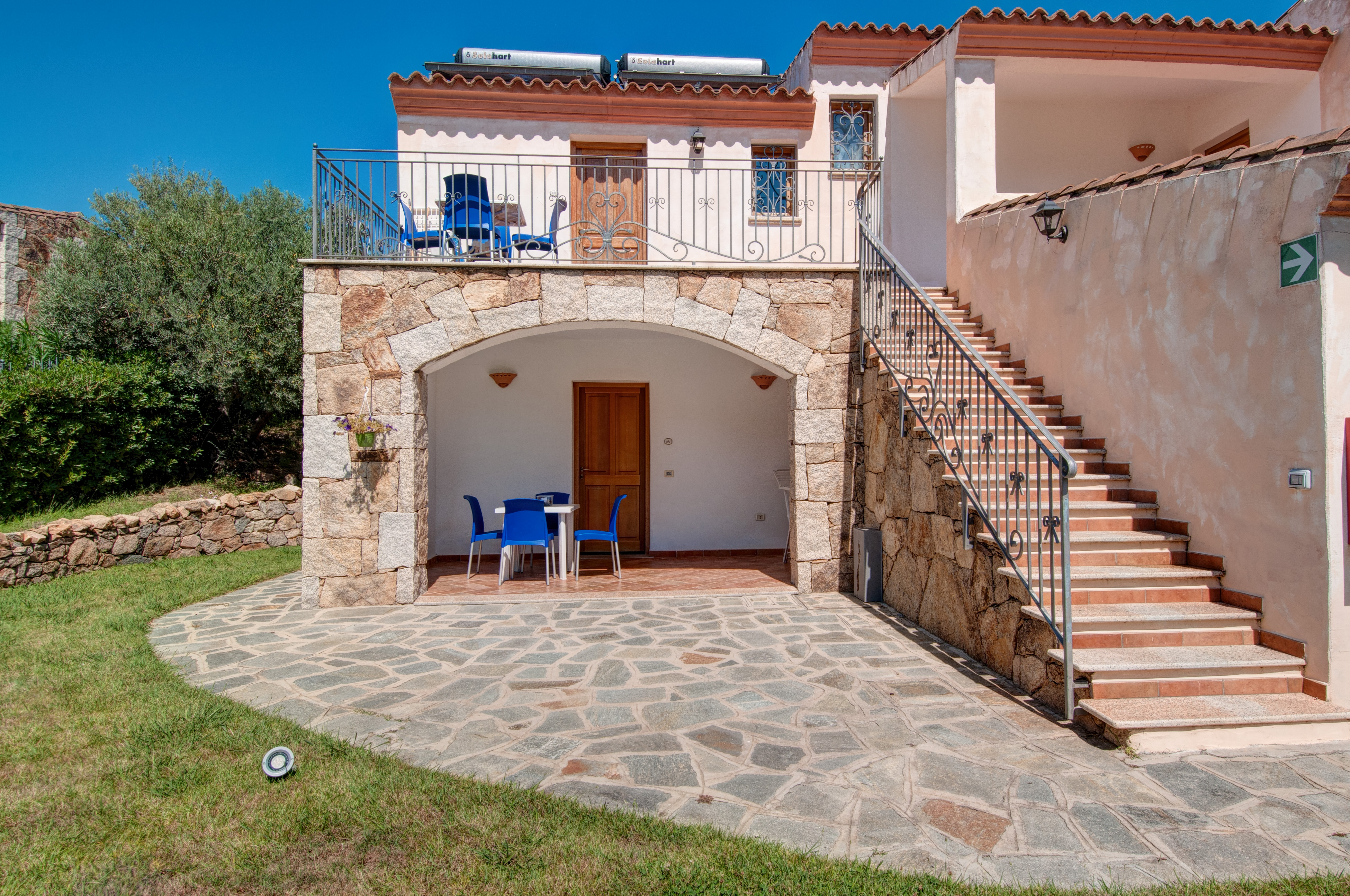 residence bouganvillage budoni sardaigne italie