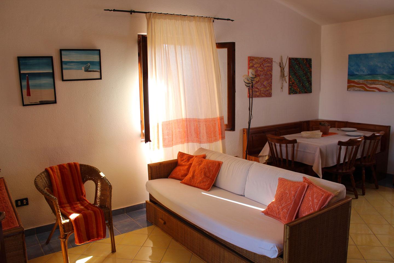Residence oasi san teodoro for Appartamenti la cinta
