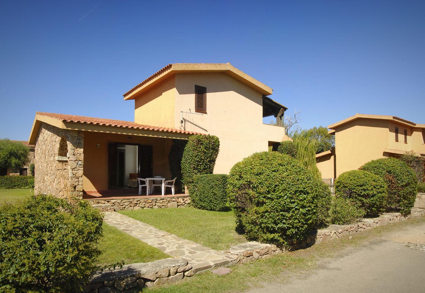 Residence sole e citai san teodoro for Sardegna appartamenti