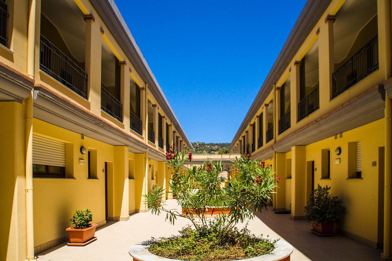 Residence le fontane villasimius for Residence in sardegna